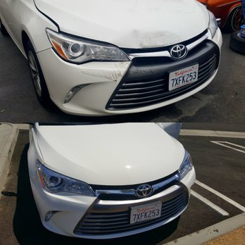 Photo Of Choice Color Auto Paint Repair Garden Grove Ca United
