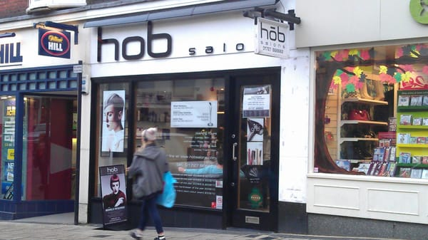 Photo Of Hob Salons St Albans Hertfordshire United Kingdom