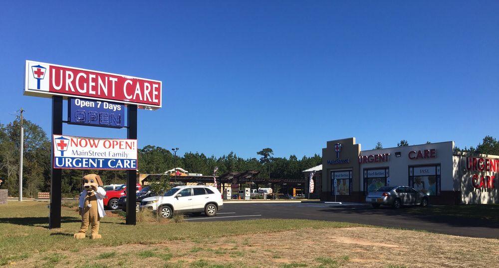 MainStreet Family Urgent Care: 2134 Douglas Ave, Brewton, AL
