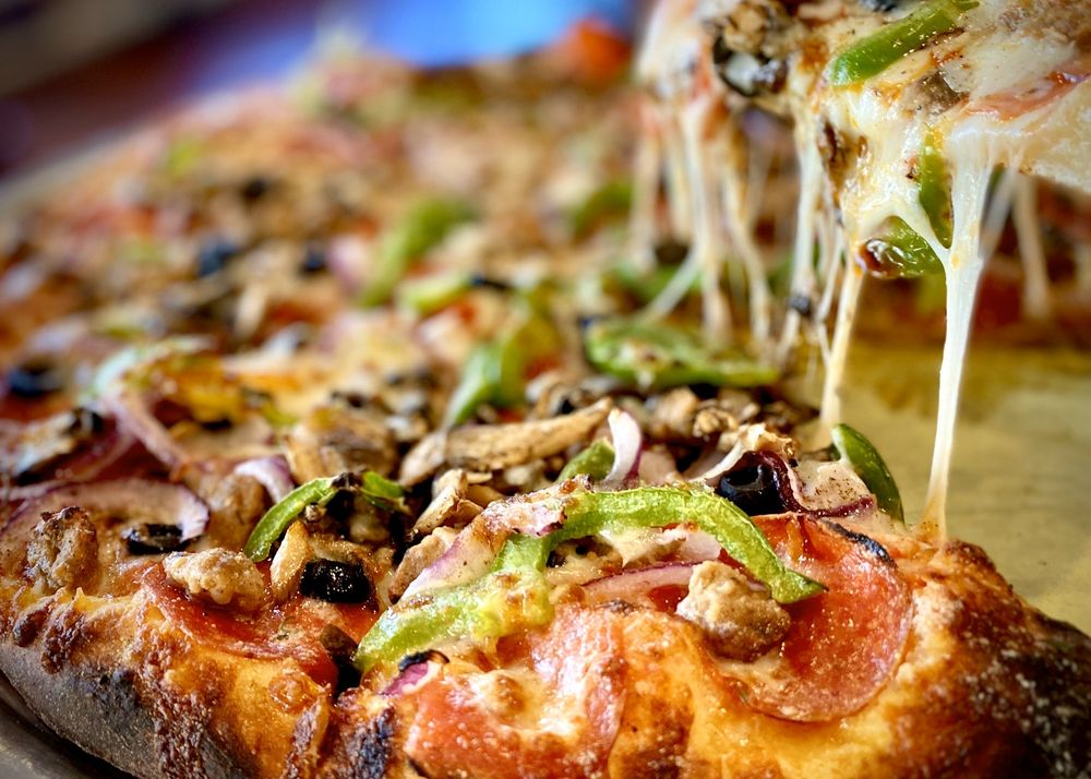 Mr G's Pizza: 1220 S Diamond Bar Blvd, Diamond Bar, CA