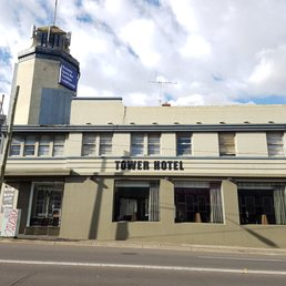 Photo Of Tower Hotel Hawthorn East Victoria Australia Exterior From Camberwell Road