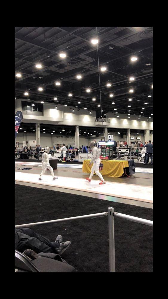 SF Sabre Fencing: 3201 Balboa St, San Francisco, CA
