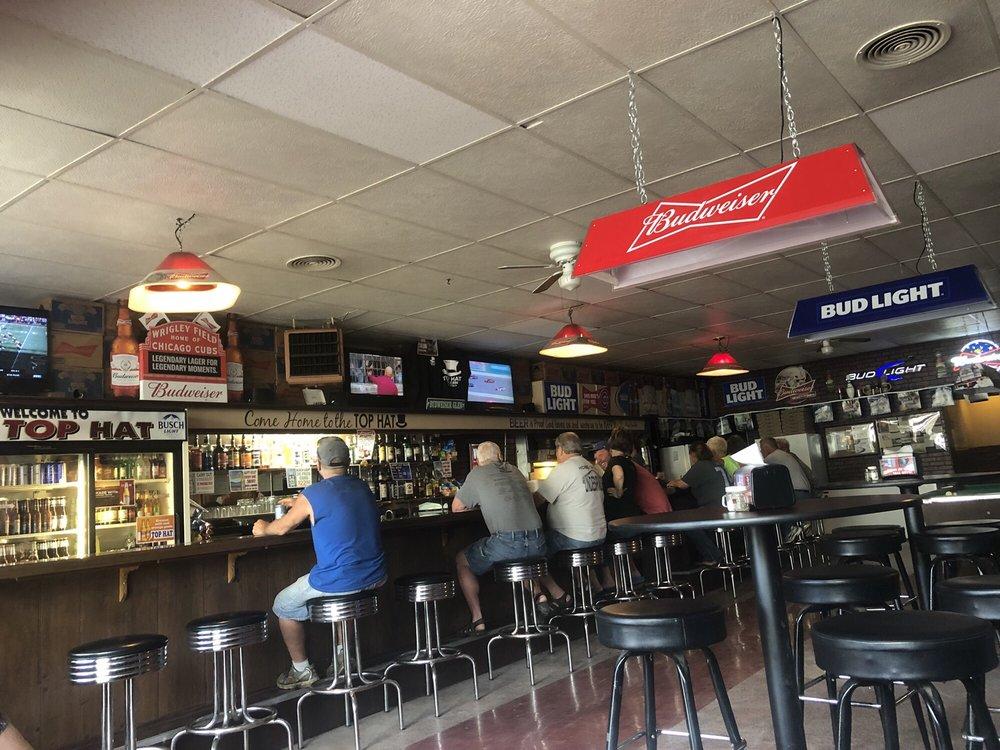 Top Hat Tavern: 106 S Vine St, West Union, IA