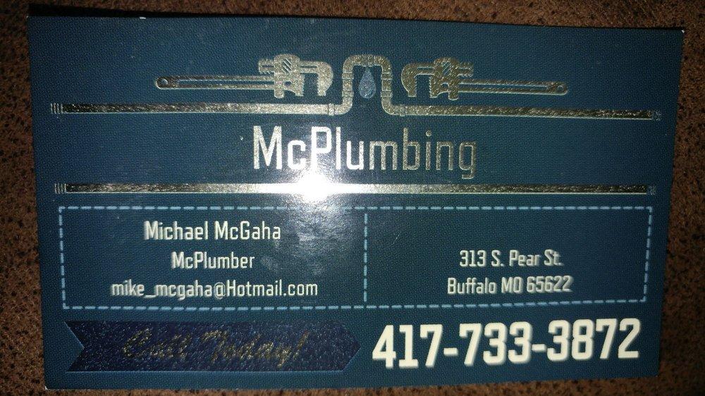 McPlumbing: Buffalo, MO