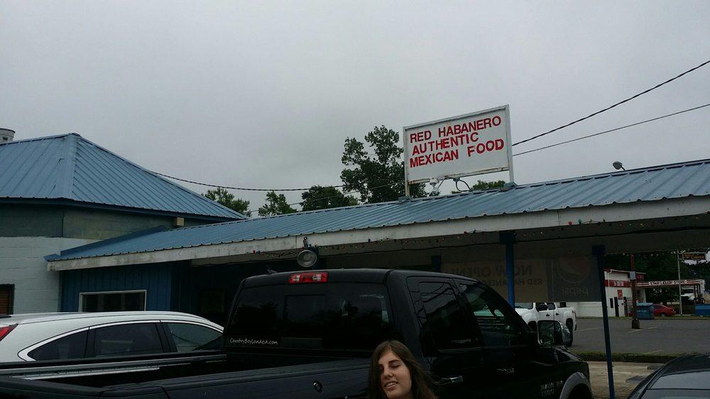 Red Habanero: 447 California Ave SW, Camden, AR