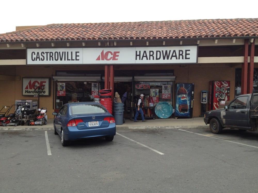 Castroville ACE: 11198 Merritt St, Castroville, CA