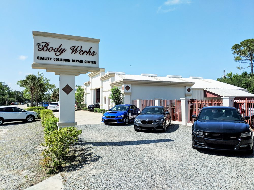 The Body Werks: 1617 State Ave, Holly Hill, FL