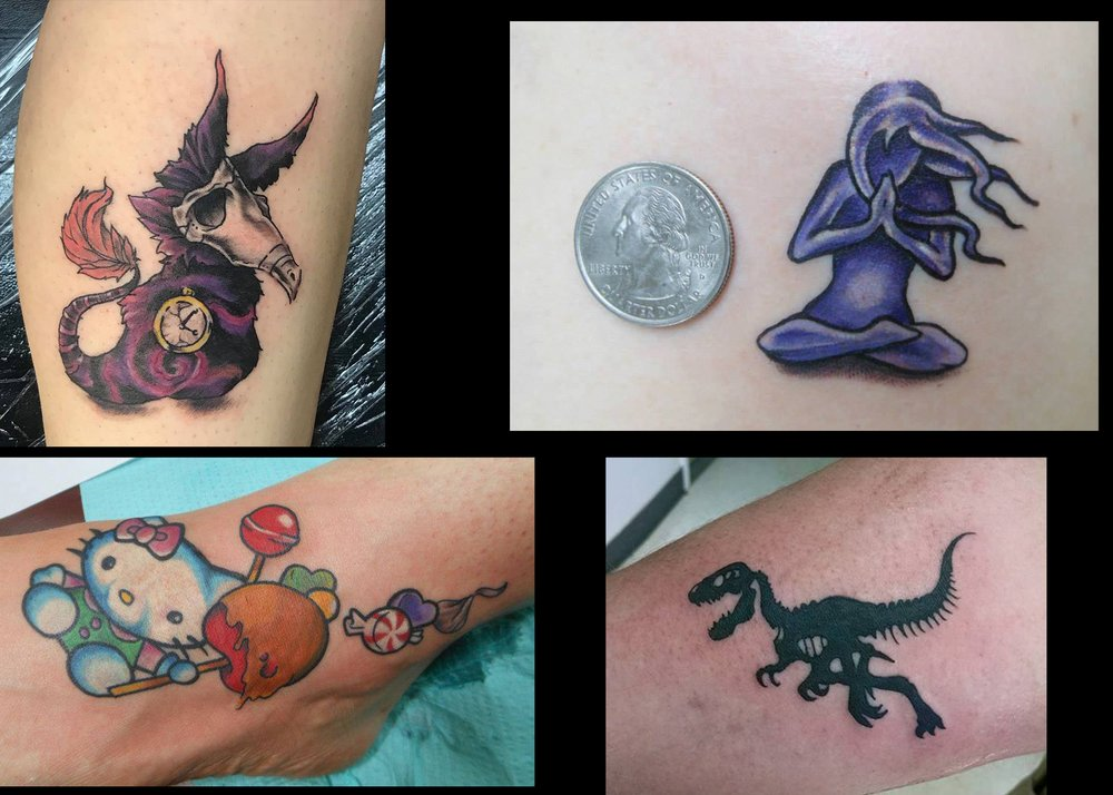 Topper's Fine Line Tattoo: 1213 Broadway Ave, Bowling Green, KY