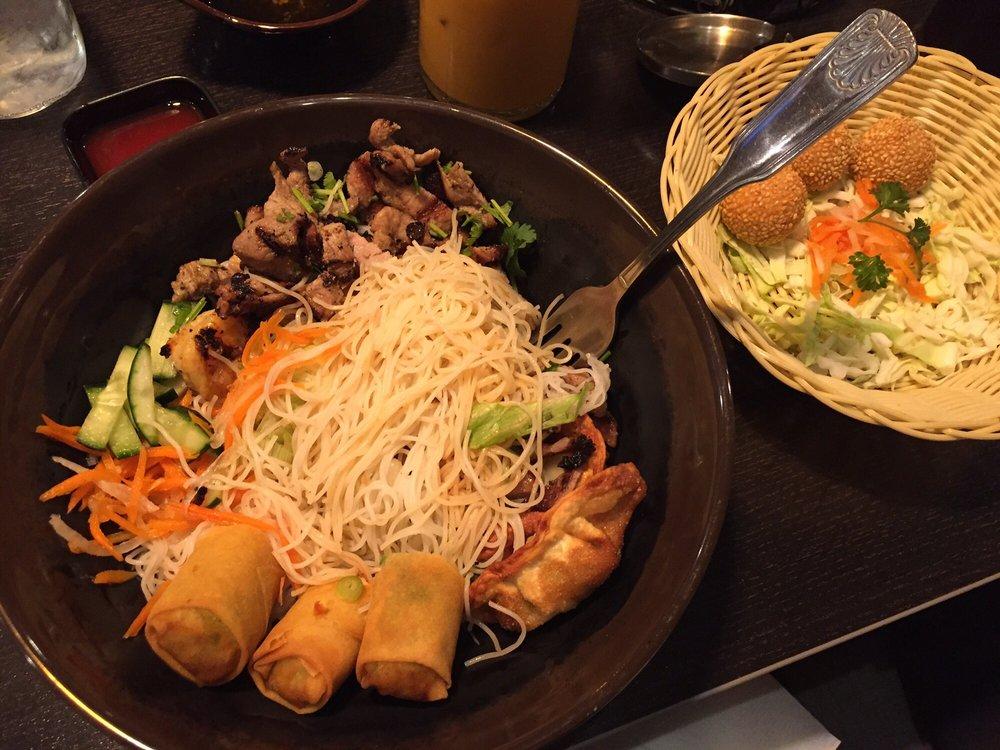 Oh! Noodles Asian Noodles & Grill