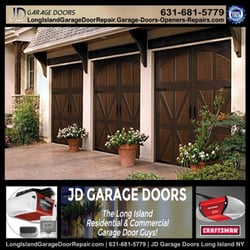 Photo Of JD Garage Doors   Selden, NY, United States. Garage Door Repair ...
