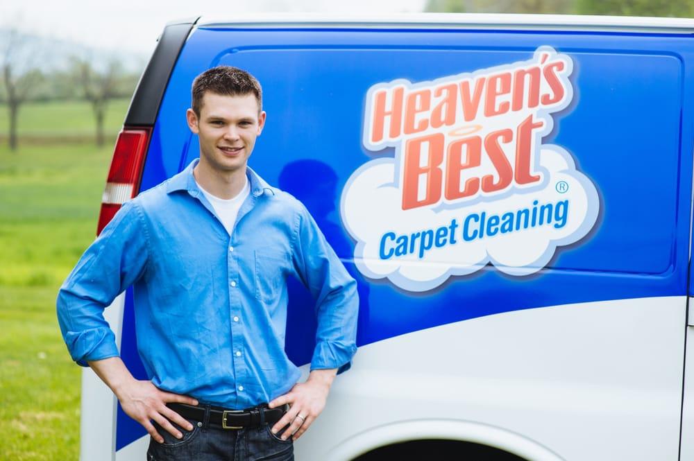 Heaven's Best Carpet Cleaning Lewisburg: 30 Broadway St, Milton, PA