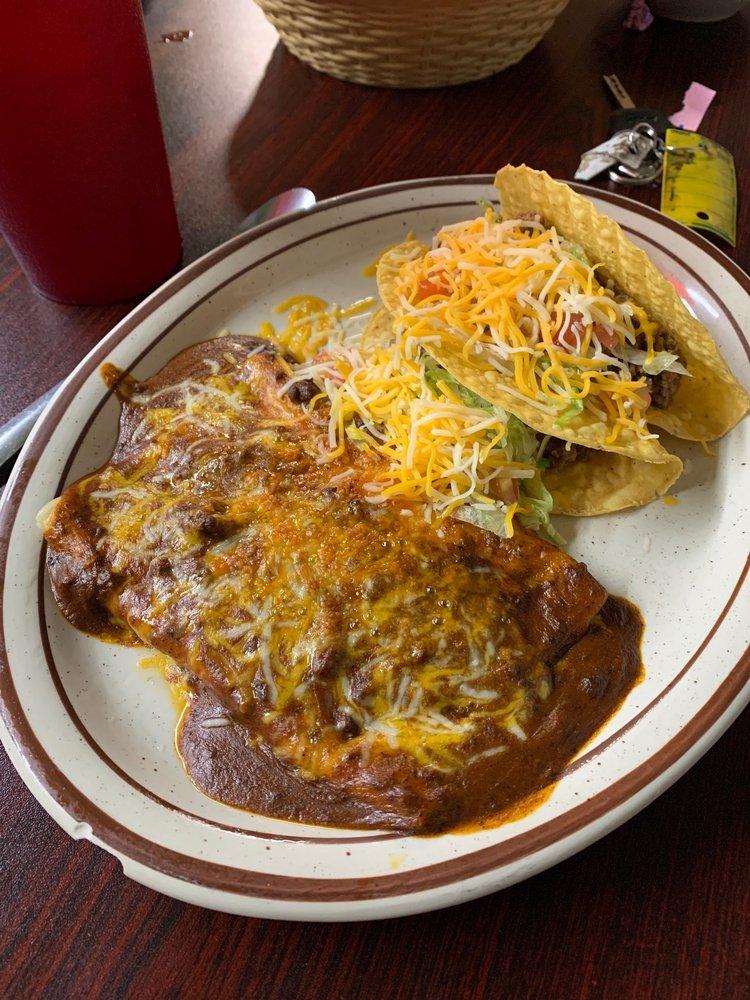 Cafe Cozumel: 601 Garza Ave, Tuscola, TX