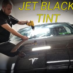 Jet Black Tint 416 Photos 55 Reviews Car Window Tinting