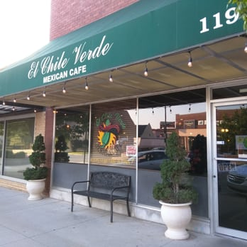 Photo Of El Chile Verde Wellington Ks United States Here It Is
