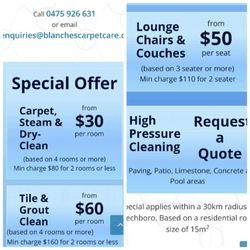 Blanches Carpet Care