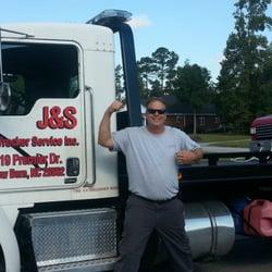 J & S Towing >> J S Wrecker Service Towing Roadside Assistance 1806