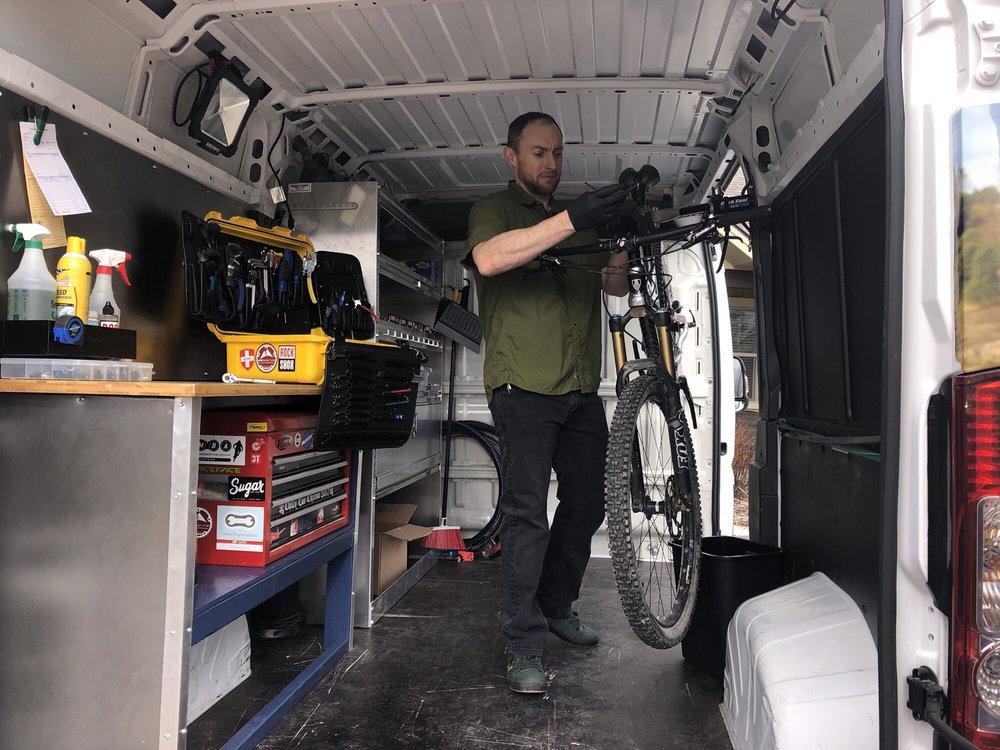 Flathead Bike Fix: Kalispell, MT