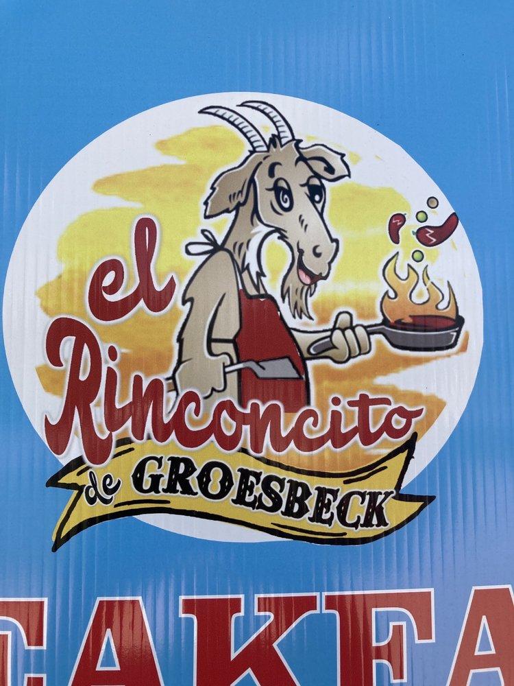 El Rinconcito De Groesbeck: 506 N Ellis St, Groesbeck, TX