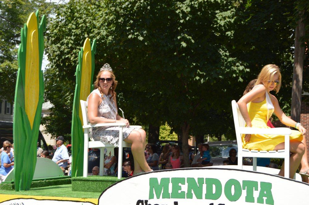 Mendota Sweet Corn Festival: 800 Washington St, Mendota, IL
