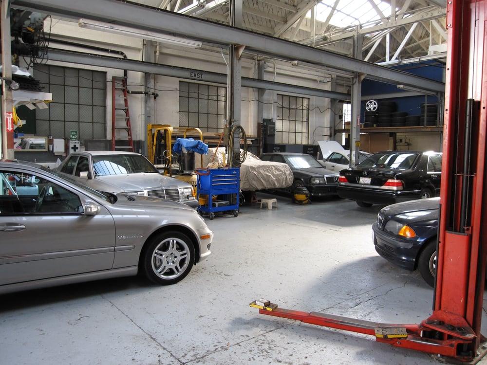Nissi motors 21 photos 109 reviews garages 135 for Mercedes benz repair shop near me