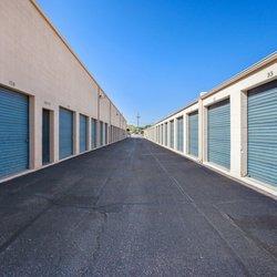 Photo of US Storage Centers - Phoenix AZ United States. Drive-up & US Storage Centers - Self Storage - 1201 E Cinnabar Ave Phoenix AZ ...
