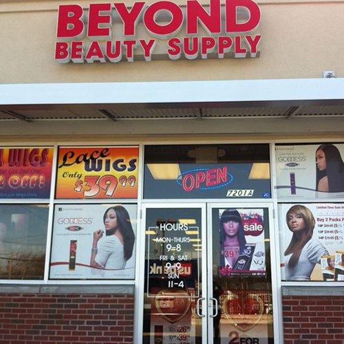 Beyond Beauty Supply: 7201 Natural Bridge Rd, St. Louis, MO