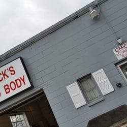 Chucks Auto Body >> Chuck S Auto Body Auto Repair 2032 Lehigh Ave Glenview Il
