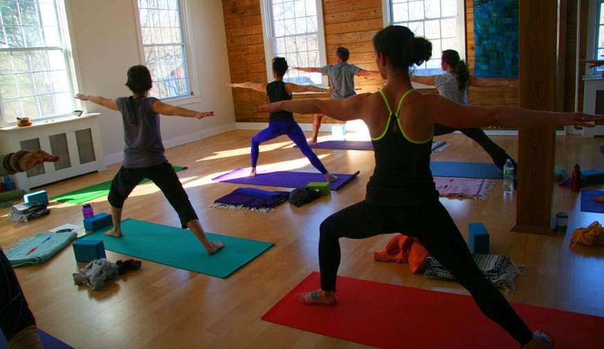 PranaMoon Yoga: 1000 N Division St, Peekskill, NY