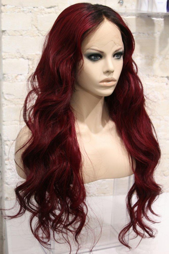 YTF Hair Extensions: 38 W 38 St, New York, NY