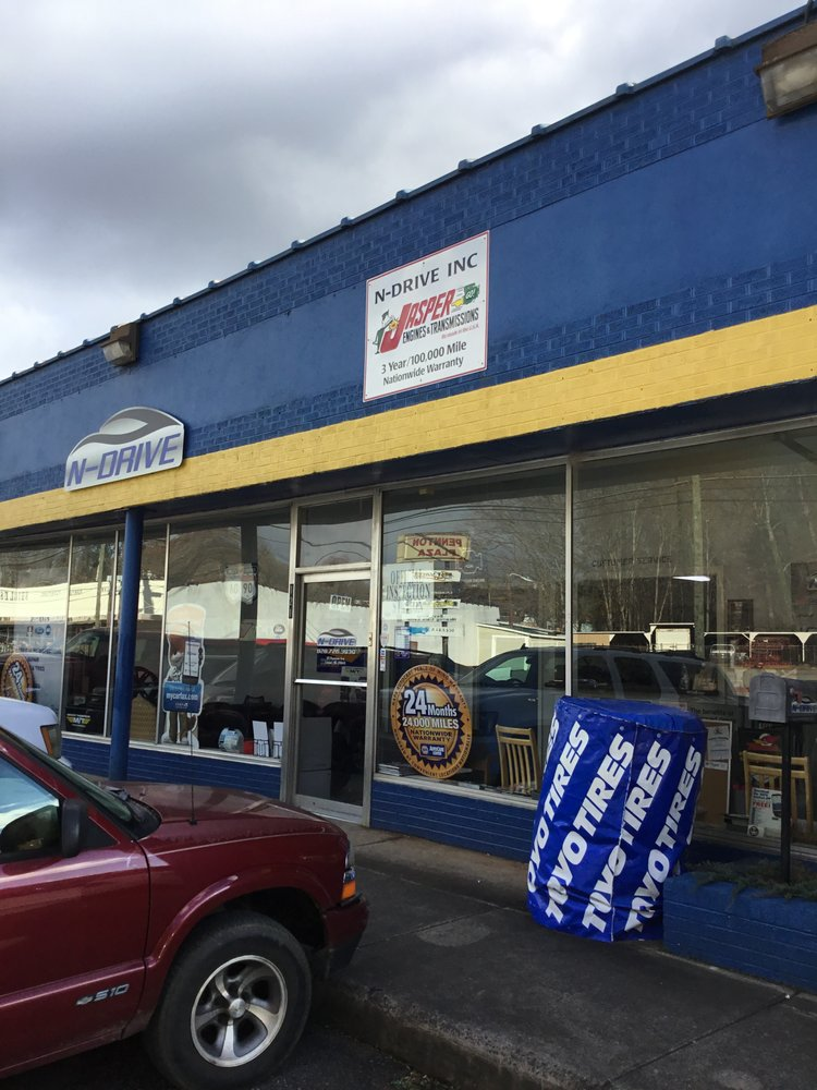 N-Drive: 121 Pennton Ave SW, Lenoir, NC