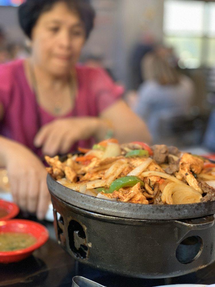 Food from Juan's Flaming Fajitas & Cantina - Henderson