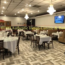 Photo Of Athidhi Chantilly Va United States Fine Dining Area