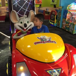 Chuck E. Cheese's : Restaurant Information and Reviews on ...