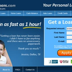 Default on payday loan photo 7