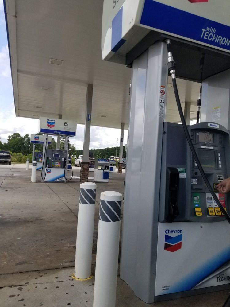 Chevron: 20895 Hwy 43, Mount Vernon, AL
