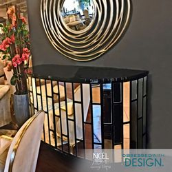 Beautiful Photo Of Noël Furniture   Houston, TX, United States. Christopher Guy  Mirrored Credenza