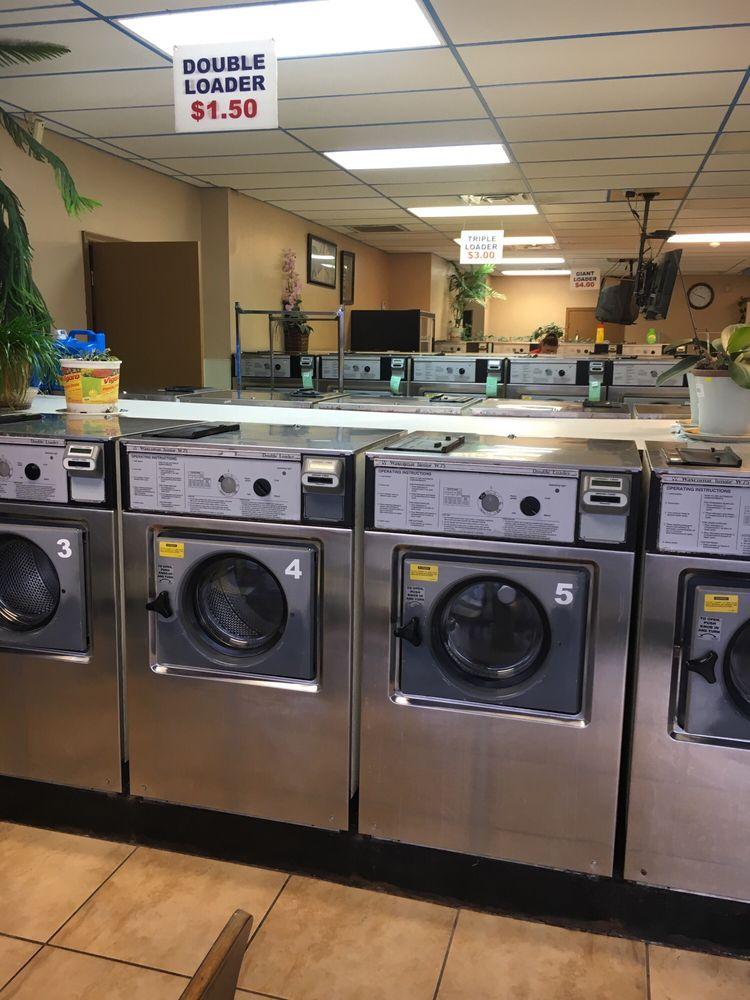 K Laundromat: 200 Chester Pike, Norwood, PA