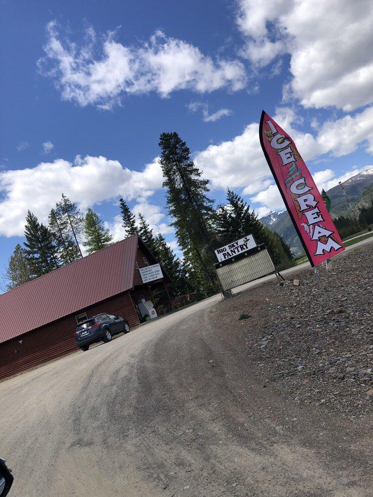 Big Sky Pantry: 1018 Mt Hwy 200, Noxon, MT