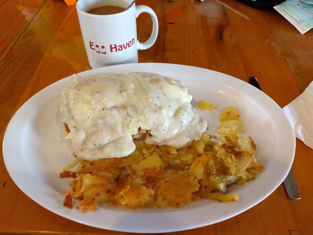 Egg Haven: 301 3rd St SW, Winter Haven, FL