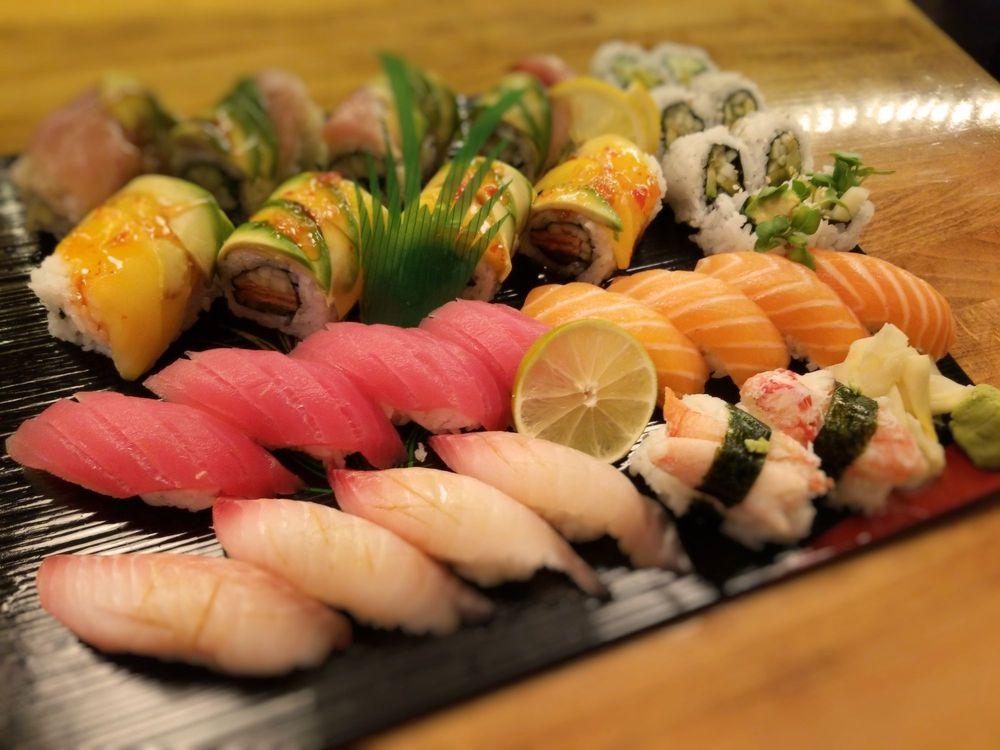 Sushi One: 6516 N Denver Ave, Portland, OR