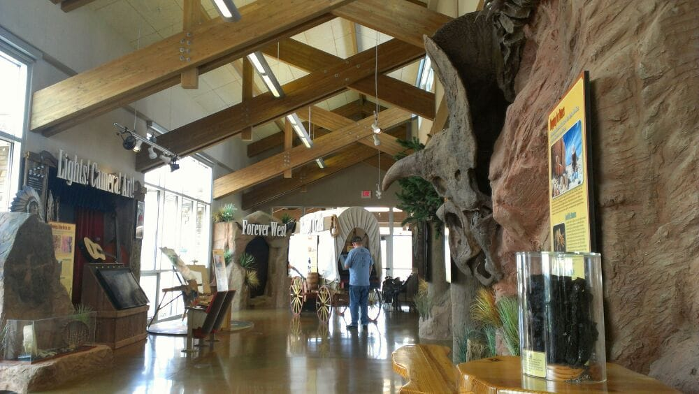 Northeast Wyoming Visitor Welcome Center: I-90 Exit 199, Beulah, WY