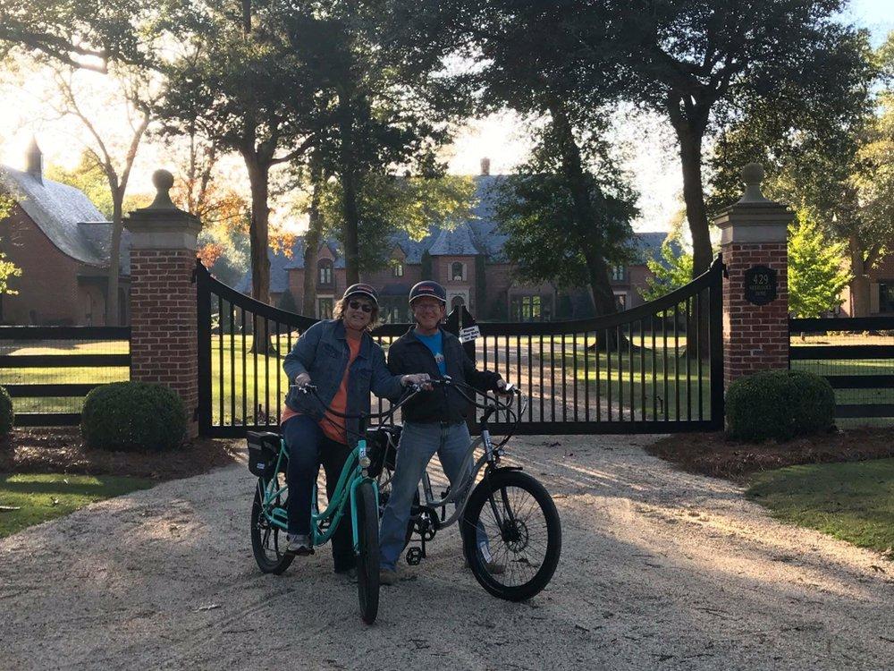 Pedego Electric Bikes Aiken: 4019 Pavilion Pass, Aiken, SC