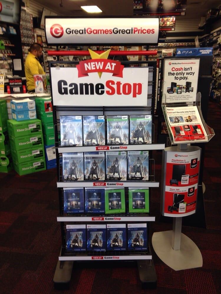 GameStop: 9012 Saint Charles Rock Rd, Saint Louis, MO