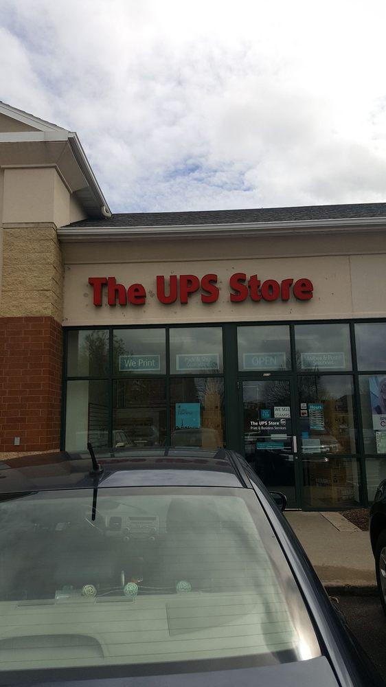 The UPS Store: 6516 Monona Drive, Monona, WI