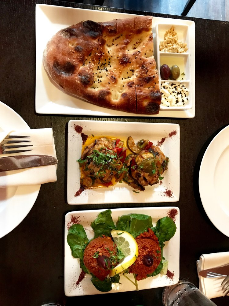 Tuba Authentic Turkish Restaurant San Francisco Ca