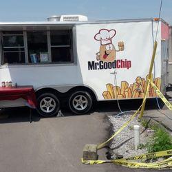 Mr Good Chip Food Trucks 864 Taunton Road West Oshawa On