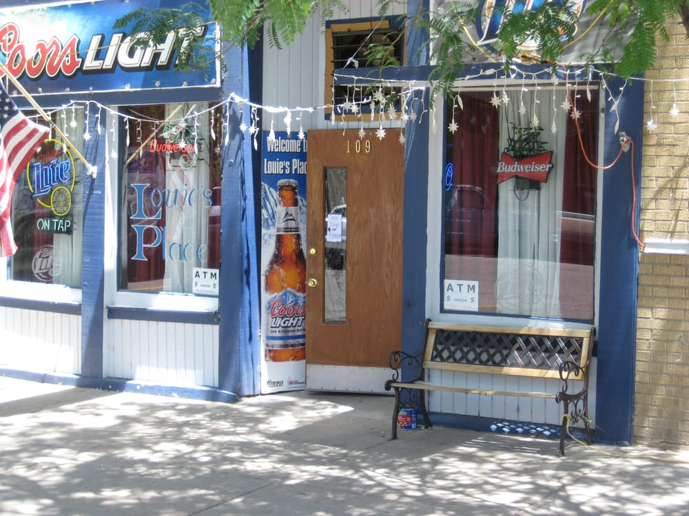 Louie's Place: 109 S Pikes Peak Ave, Florence, CO