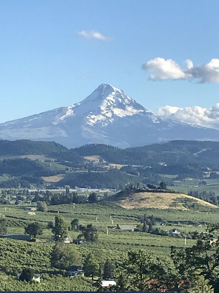 Panorama Lodge Bed & Breakfast: 2290 Old Dalles Dr, Hood River, OR