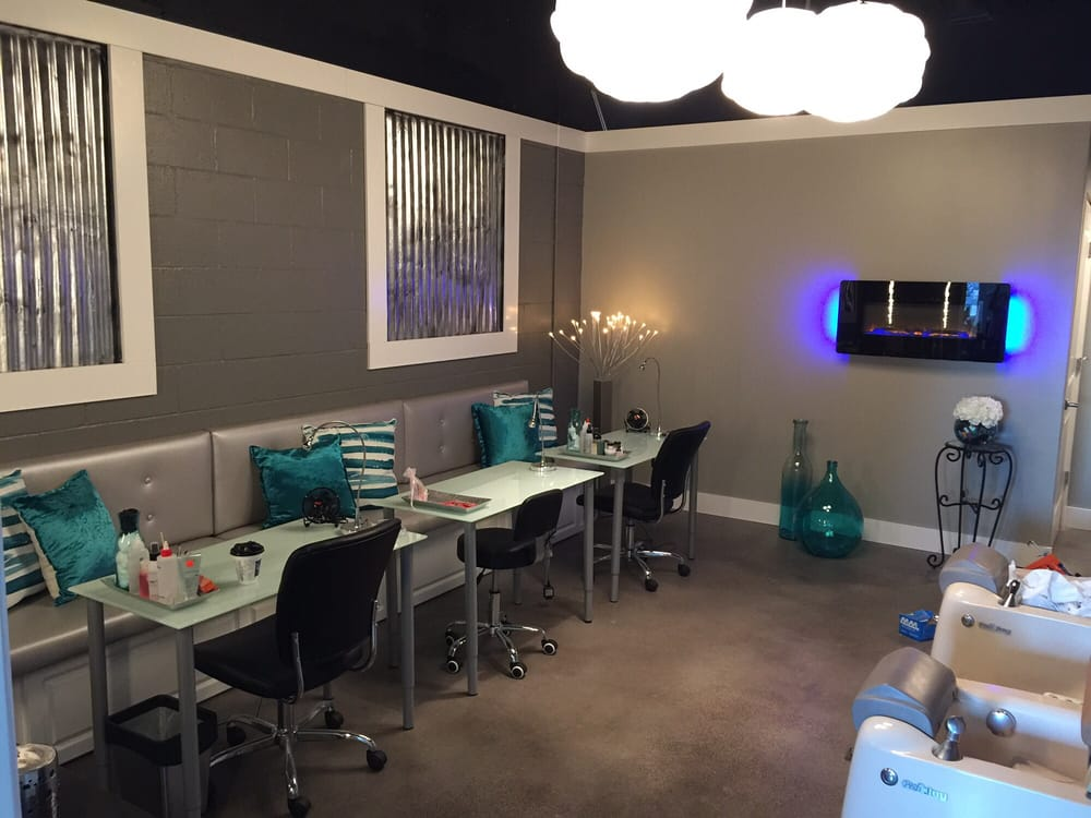 The Hair Lounge Salon And Nail Spa: 7380 Division Ave S, Grand Rapids, MI