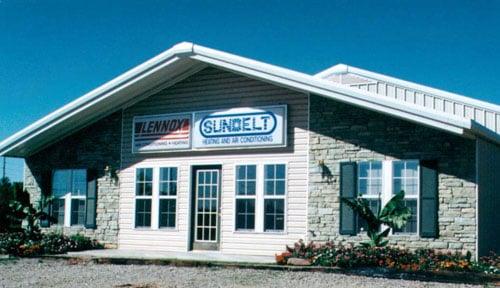 Sunbelt Heating and Air Conditioning, Inc.: 2020 E MacArthur St, Shawnee, OK